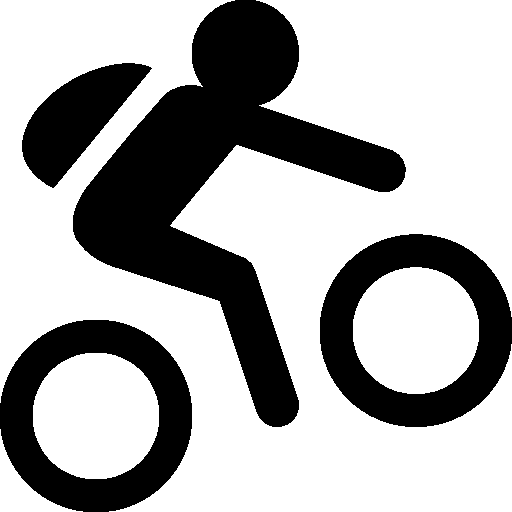 Sports Mountain Biking Icon Android Iconset