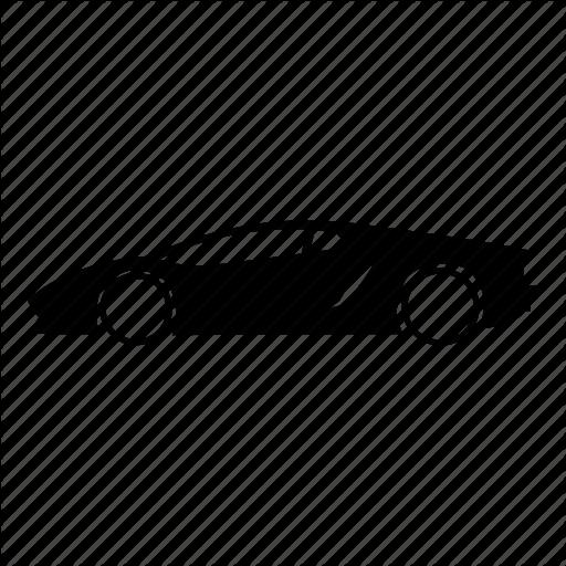 Aventador, Car, Lamborghini, Luxury Car, Sports Car, Vehicle Icon