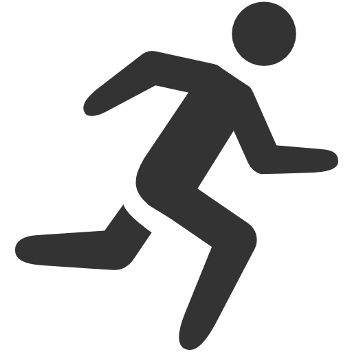 Sport Activities Running Icon