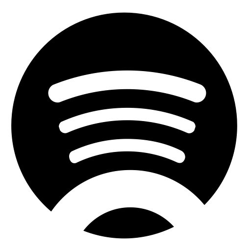 Simple Spotify Icon Icon, Spotify Character Icon Free Icons