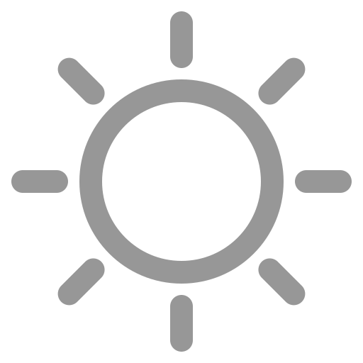 Sun, Sunny, Weather Icon Free Of Weather Line
