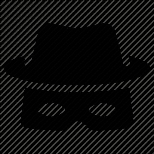 Anonymous, Mask, Spy Icon