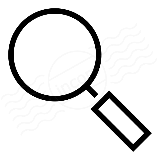 Iconexperience I Collection Magnifying Glass Icon