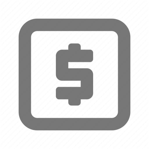 Billing, Dollar, Money, Payment Icon