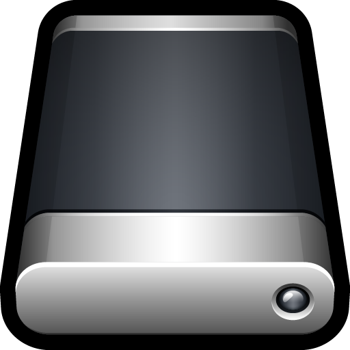 Storage, Device, Removable, Drive, Hardware, Generic, Extrenal Icon