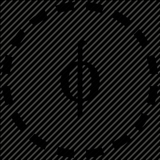 Alphabet, Fi, Geometry, Greek, Letter, Math Icon