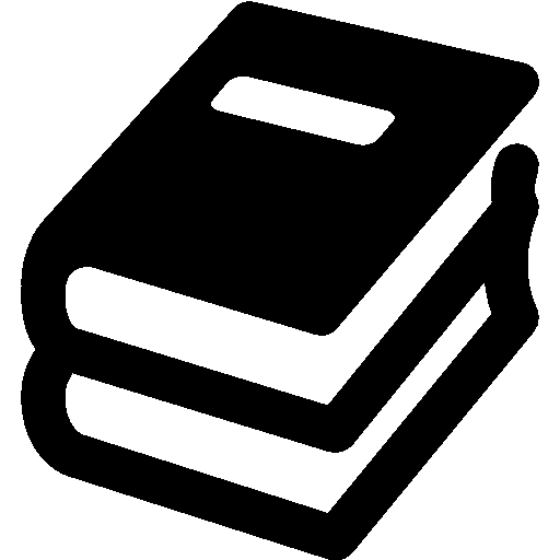 Printing Book Stack Icon Windows Iconset