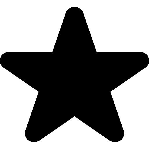 Favorite Star Symbol Icons Free Download