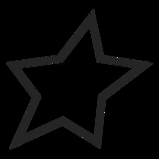 Basic Star Icon
