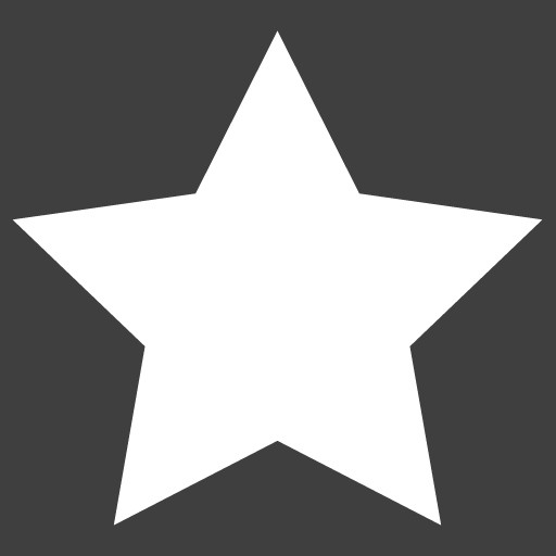 White Star Icon With White Star Png