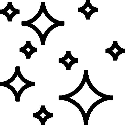 Stars Flat Icon