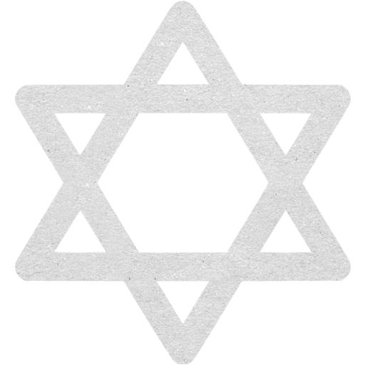 Star Of David Icon
