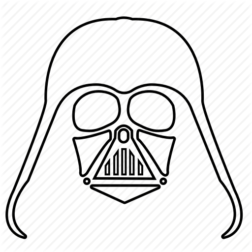 Darth Vader, Force, Star Wars, Starwars, The Force, Vader, Vador Icon