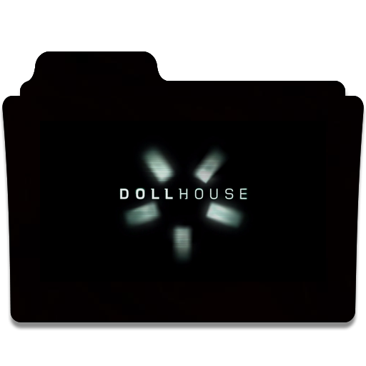 Dollhouse Folder Icon