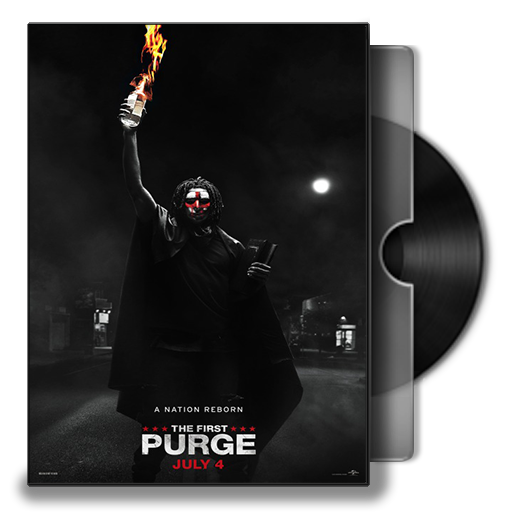 The First Purge Folder Icon