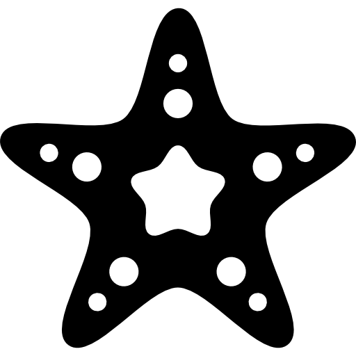 Starfish Icons Free Download