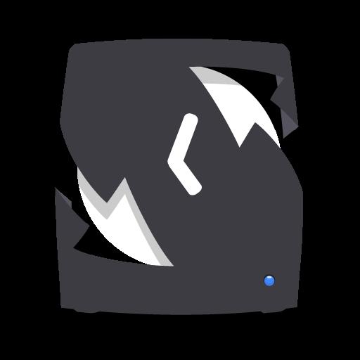 Time Machine Icon Stark Iconset
