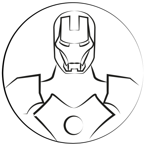 Avatar, Emotion, Ironman, Marvel Hero, Stark Icon
