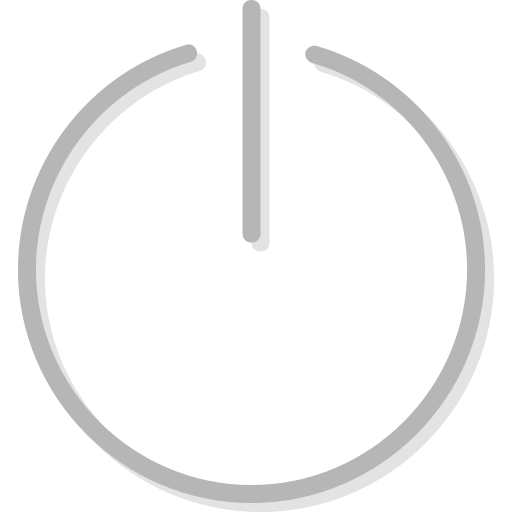 Power Button Start Button Png Icon