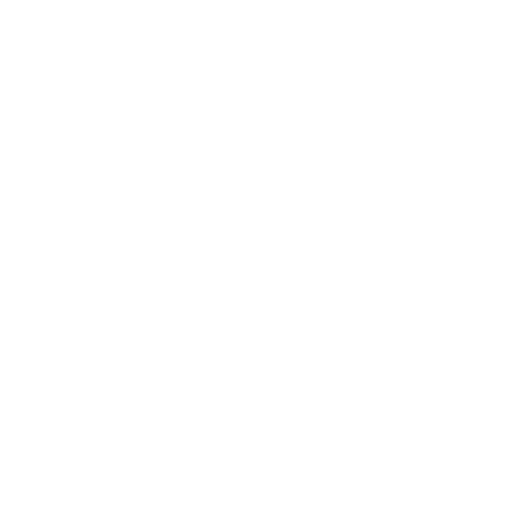 White Statistics Icon