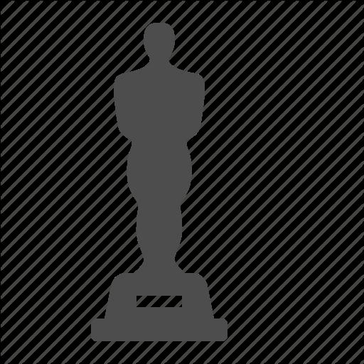 Award, Movie, Oscar, Prize, Statue Icon