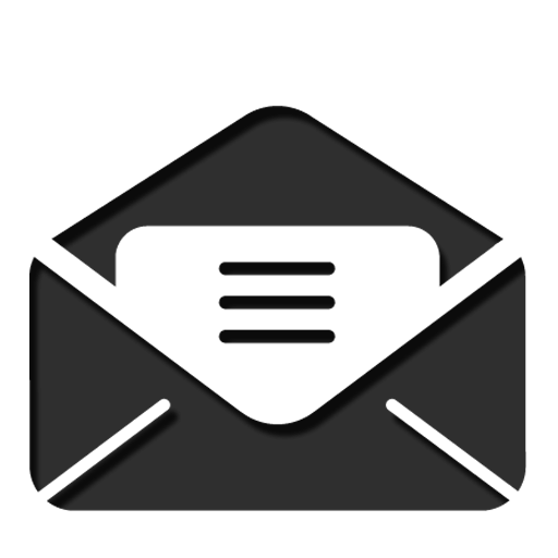 Email Icon Open Envelope Transparent Png