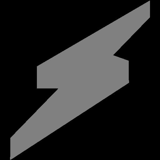 Gray Winamp Icon