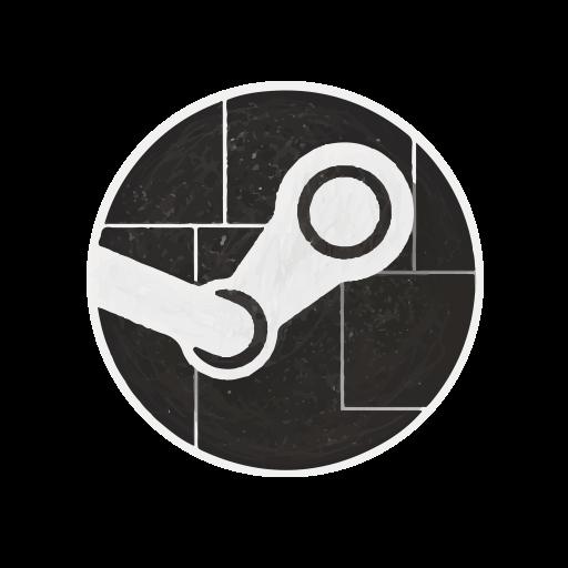 Games, Hexagon, Social, Steam, Engine, Media Icon