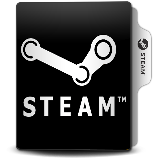 Steam Folder Icon