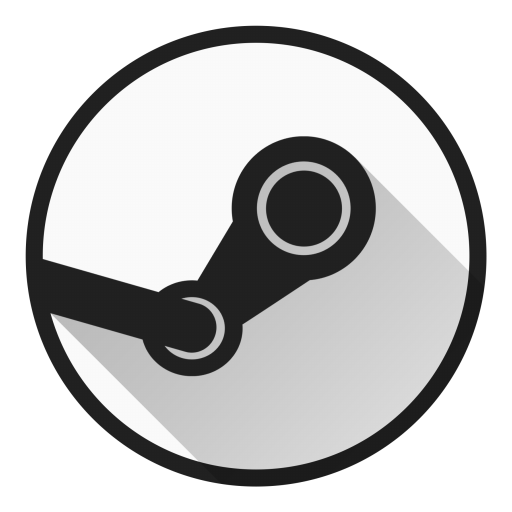 Steam Icon Enkel Iconset Froyoshark