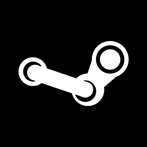 Steam Icon Simple Iconset Dan Leech
