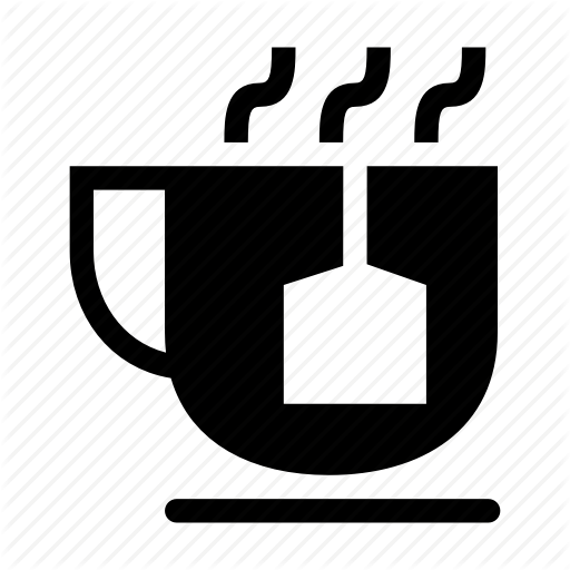 Beverage, Breakfast, Cup, Drink, Steam, Tea, Teacup, Water Icon