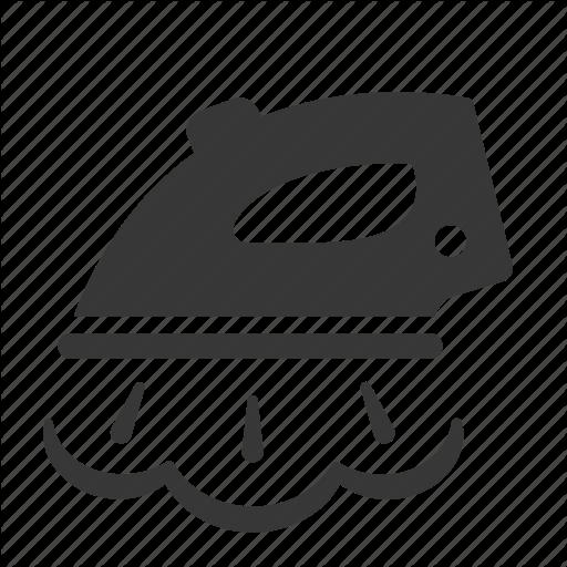 Steam Iron Icon Free Icons