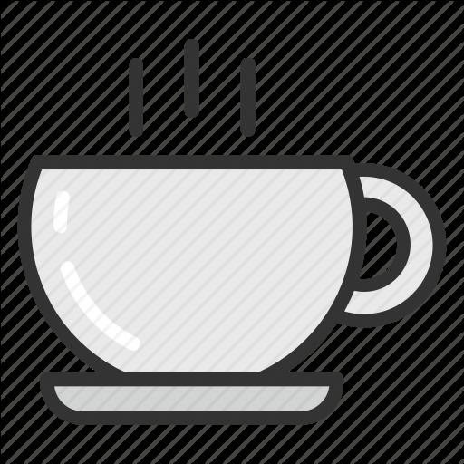 Cup Of Coffee, Cup Of Tea, Tea Shop, Tea Steam, Teacup Icon
