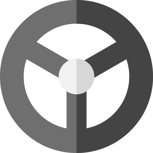 Steering Wheel Png Icon