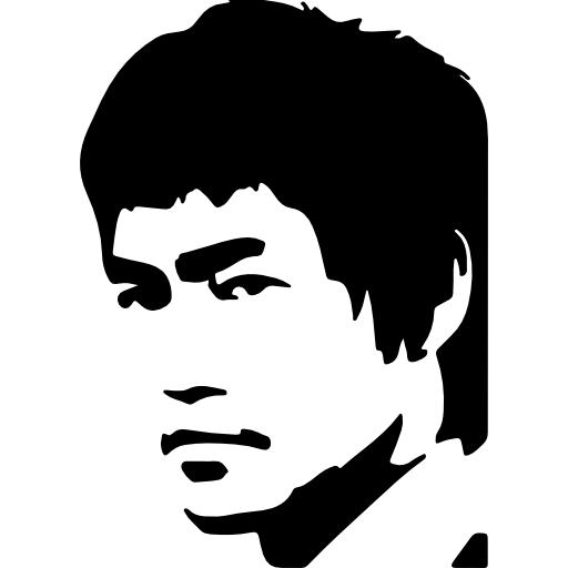 Bruce Lee Icons Free Download