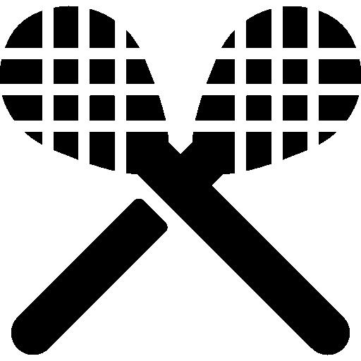 Lacrosse Stick Icons