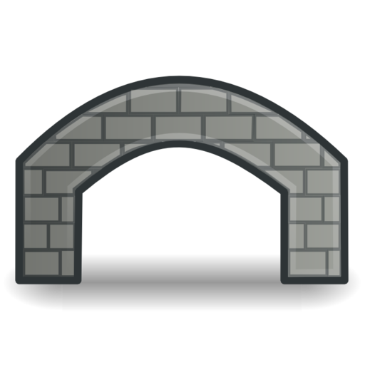 Bridge Stone Icons, Free Bridge Stone Icon Download
