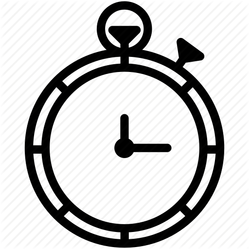 Brake, Clock, Counter, Minute, Stop, Stopwatch Icon