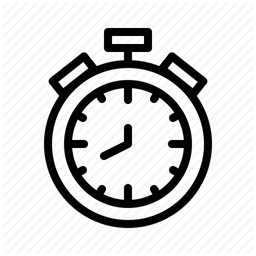 Clock, Stopwatch, Time Icon