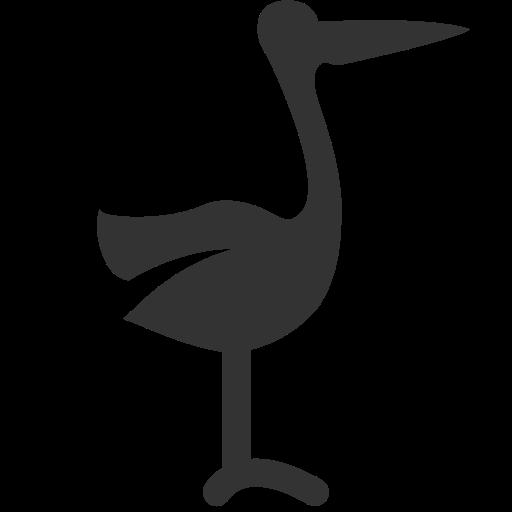 Stork Icon Free Of Windows Icon