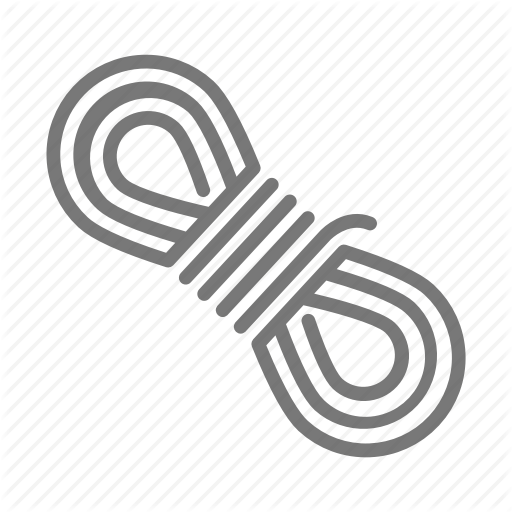 Bundle, Knot, Rock Climb, Rope, Scout, String, Tie Icon