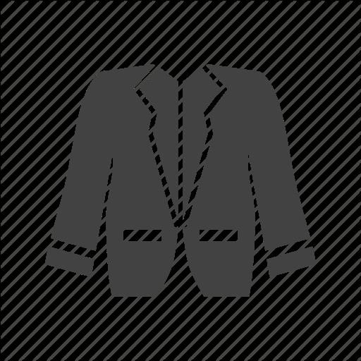 Formal Wear, Jacket, Men's Jacket, Overcoat, Stylish, Tuxedo Icon
