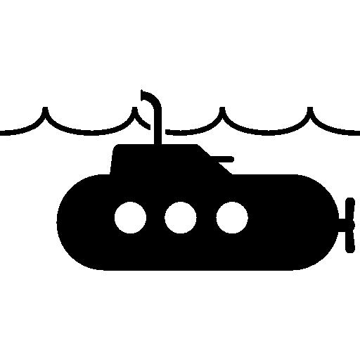 Submarine Icons Free Download