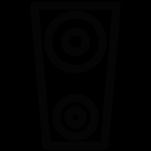 Download Music,sound,speaker,subwoofer Icon Inventicons