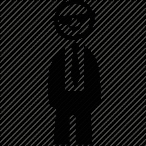 Busines, Businessman, Cool, Guy, Person, Suit, Tie Icon