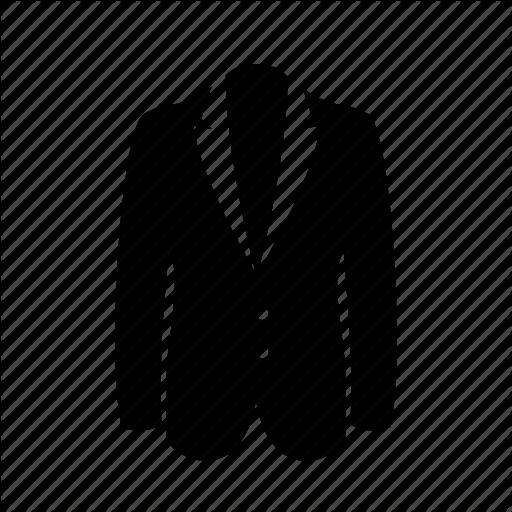 Cloth, Coat, Fashion, Jacket, Suit, Vest Icon