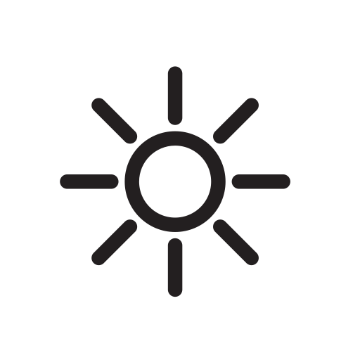 Sun, Sun Beams, Sunlight Icon With Png And Vector Format For Free