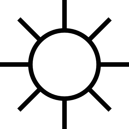 Sun Rays Icon at GetDrawings com | Free Sun Rays Icon images of
