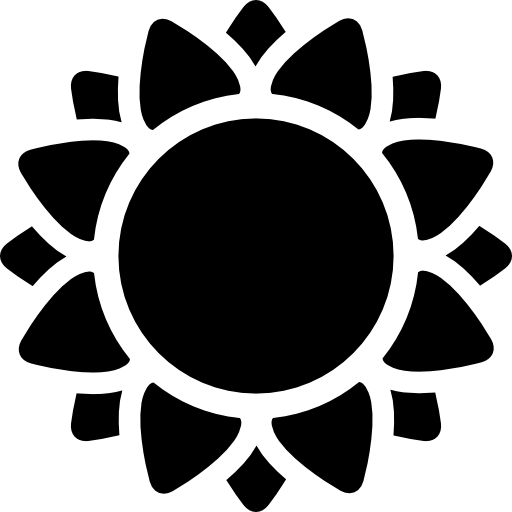 Sunflower Icons Free Download